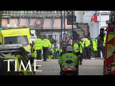 Теракт в Лондоне в Международный день демократии