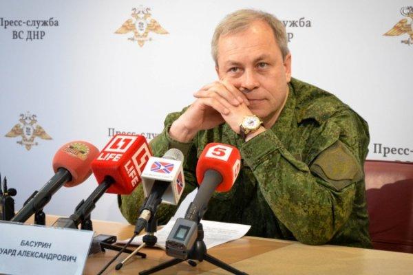 Басурин: Украина отказывается от минских соглашений