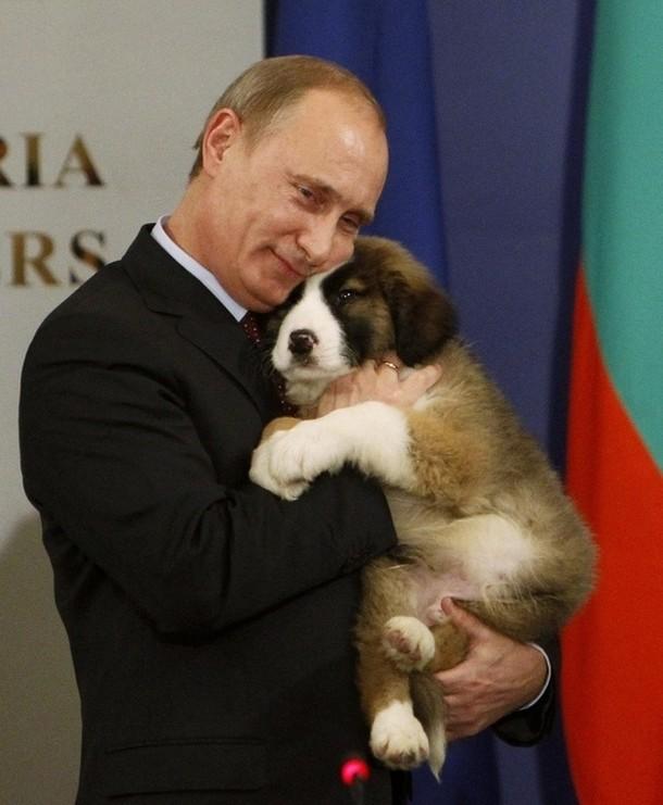 Что может покорить сердце Путина?