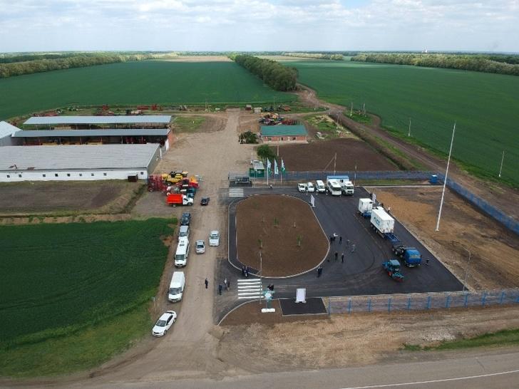 «Газпром» реализует проект по обеспечению фермерских хозяйств природным газом
