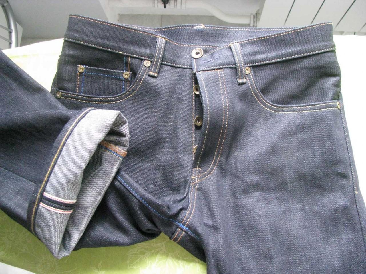 Шьем джинсы своими руками 26