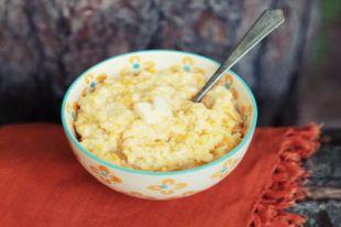 Пшенно-кукурузная каша с тыквой. Царский завтрак с Анной Людковской