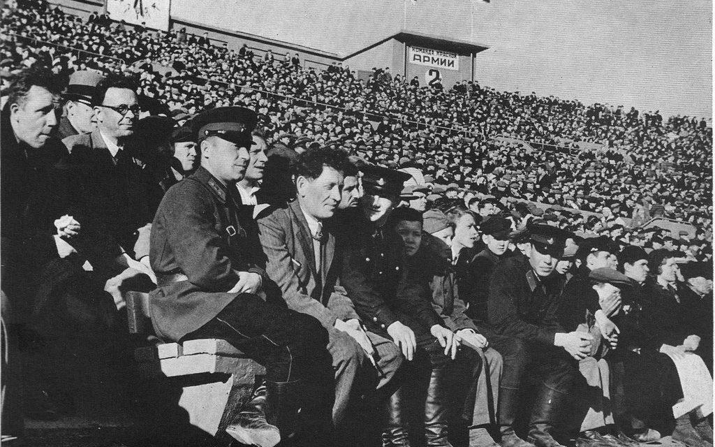 МОСКВА ЛЕТОМ 1941-ГО