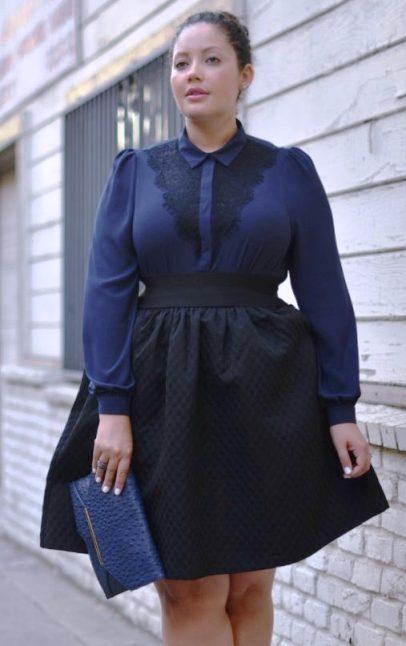Главные ошибки женщин размера plus size