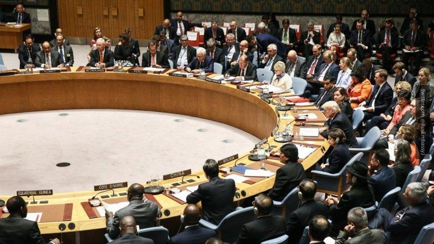 Представитель РФ в ООН ответ…