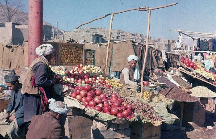 Уникальные фотографии, сделанные в Афганистане в середине ХХ столетия