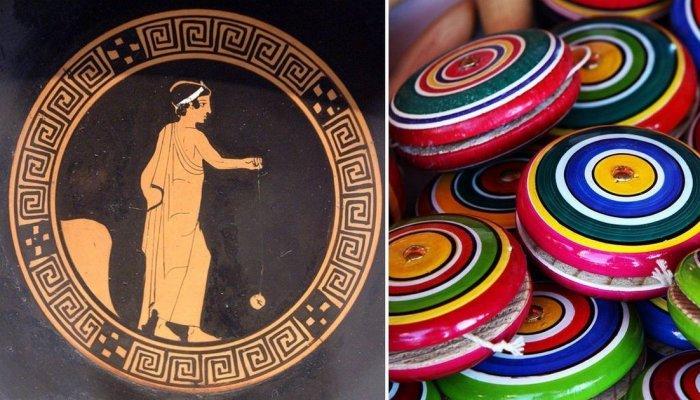 Йо-йо – одна из самых старых игрушек в мире