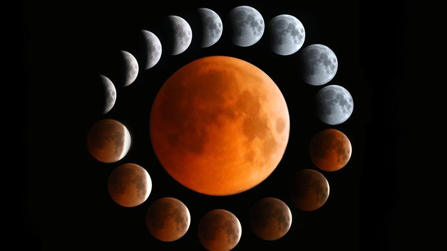 Дайджест: чартер к северному сиянию, лунная радуга и кровавая луна