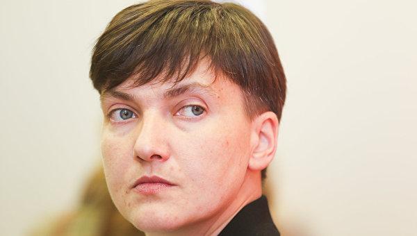 Савченко сматерилась 11 раз …