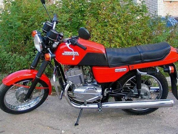 Лучше чем он в СССР не было, легендарный мотоцикл Ява 350