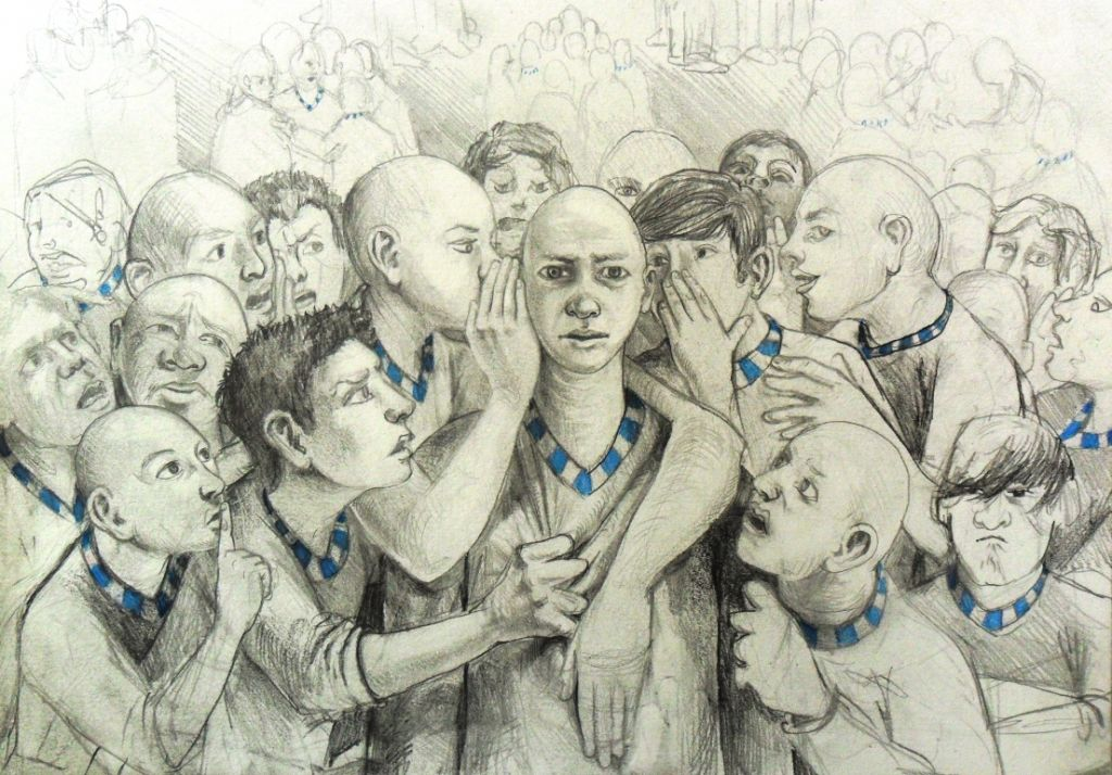 О чем говорят голоса в голове
