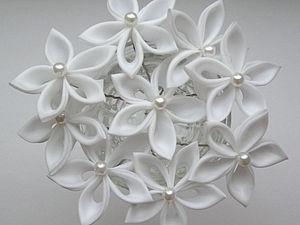 Шпильки-цветы | Ярмарка Мастеров - ручная работа, handmade