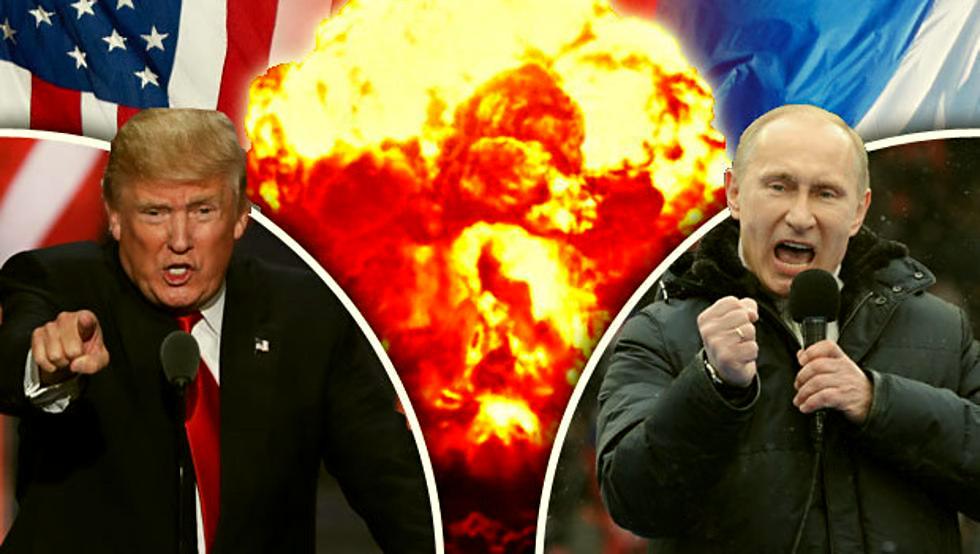 Оскал слабеющего гегемона: США готовятся к удару по России