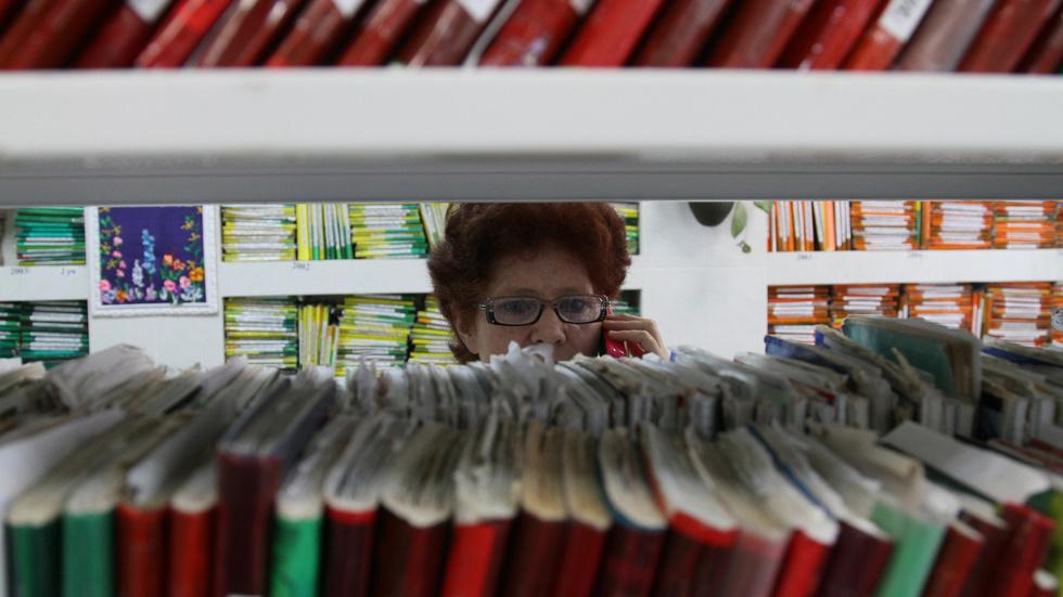 Фото: © РИА Новости/Алексей Мальгавко