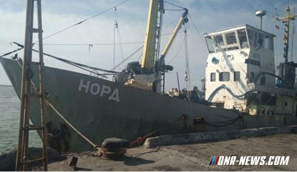 """Моряков захваченного судна """"Норд"""" вынуждают признать себя украинцами – адвокаты"""