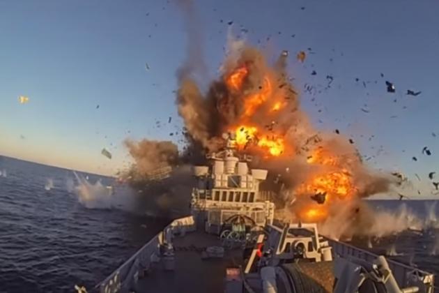Россия: американские корабли, атакующие Сирию, будут уничтожены