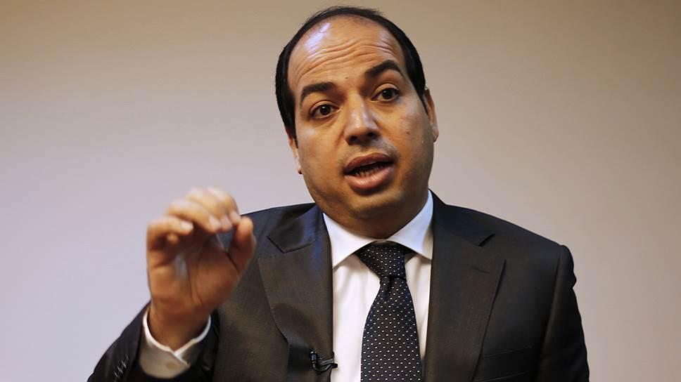 Интервью вице-премьера официального правительства национального единства Ливии Ахмеда Майтига
