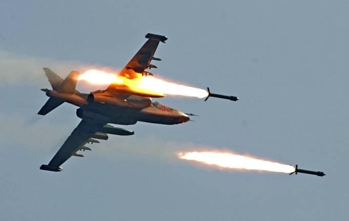 Российские военные уничтожили более 120 боевиков в Сирии