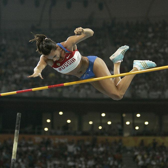 Шедевры спортивной фотографии