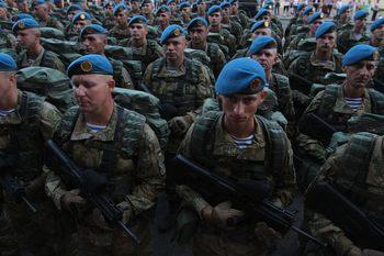 Украинские диверсанты проникли на территорию ЛНР и напали на ополченцев