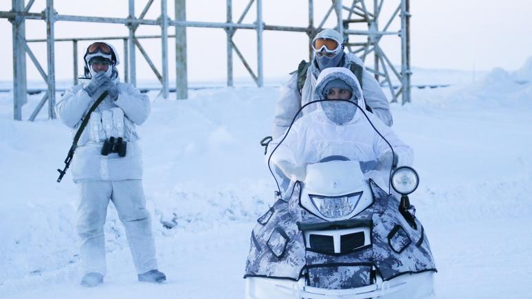 Newsweek: Россия впервые с советских времён подобралась к США со стороны Арктики