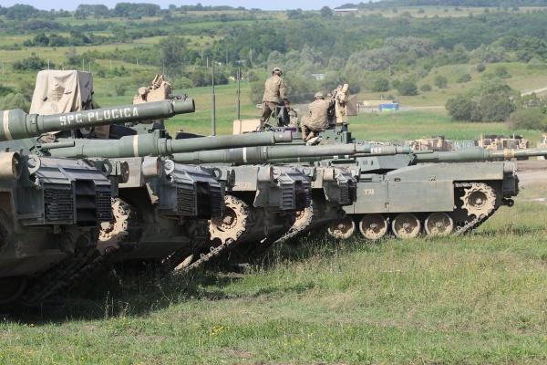 НАТО потянуло кЧерному морю: тренируют «ударный кулак» против России