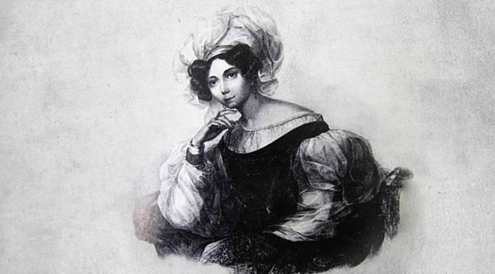 «Царица муз и красоты» – княгиня Зинаида Александровна Волконская