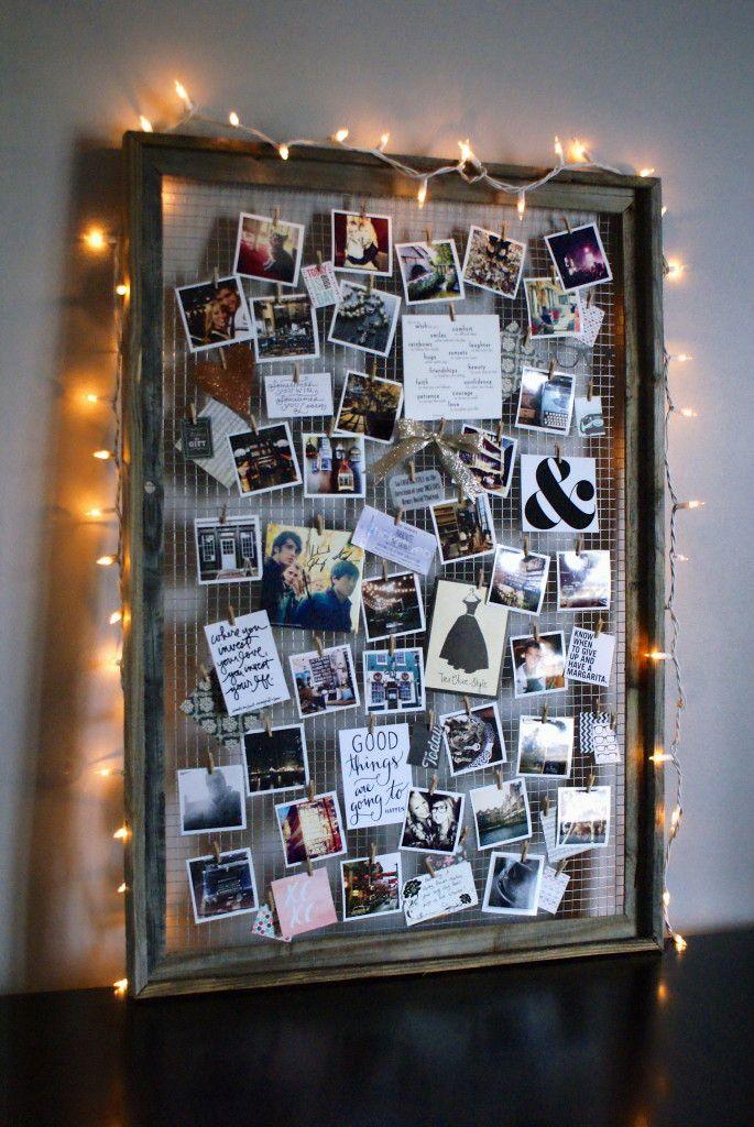 DIY Inspiration + Mood Board | <a href=