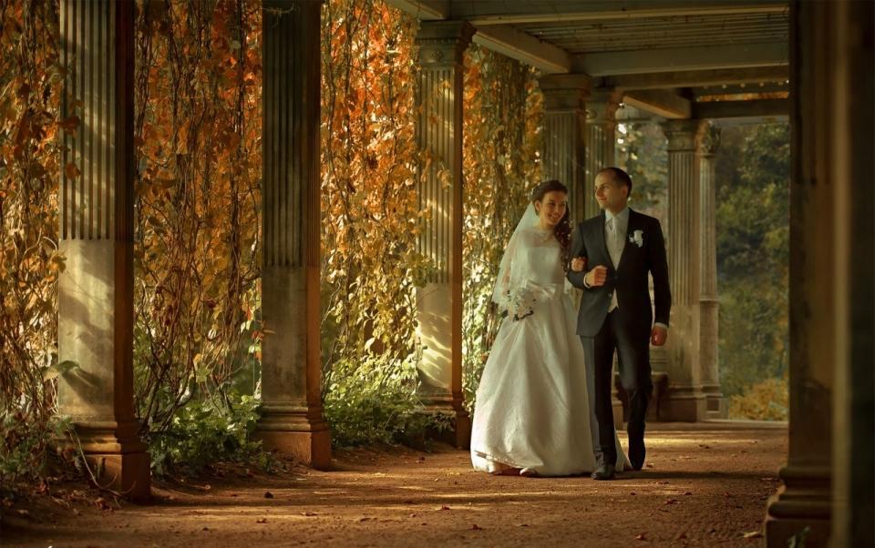 Лучшие места для свадебной фотосессии в Петербурге