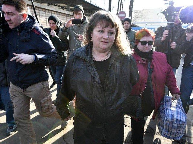 Путин помиловал женщин, осужденных за госизмену