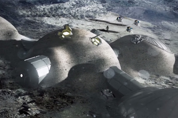 """Антарктическая """"База-211"""" - фабрика летающих тарелок"""