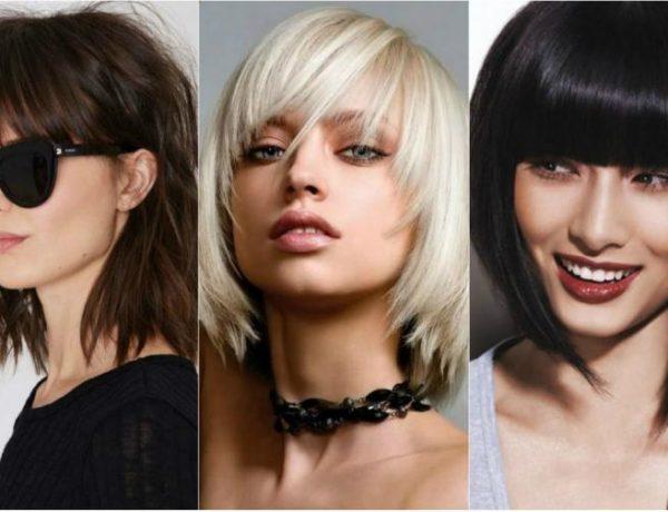 5 типов чёлок для модниц: выбирай свою