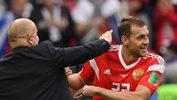 Россияне называют лучшими игроками ЧМ-2018 Акинфеева и Дзюбу