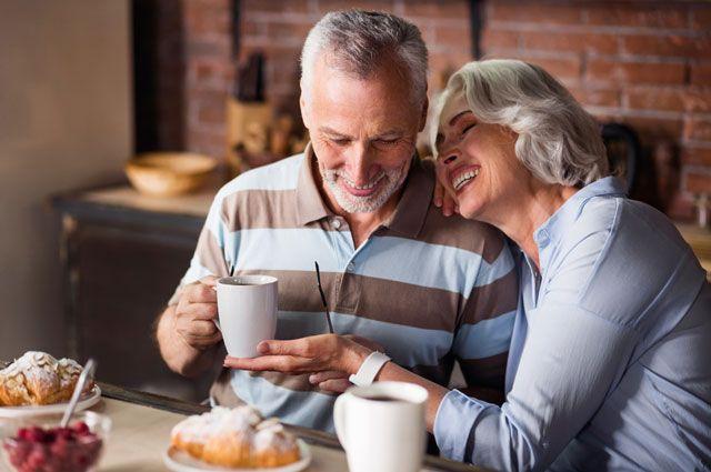 Старость в радость. Пять поводов для оптимизма