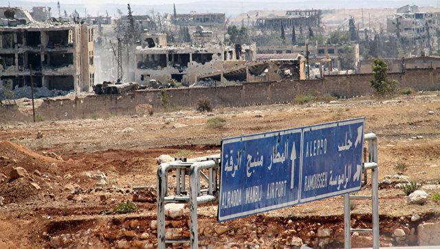 Последние новости Сирии. Сегодня 30 сентября 2018