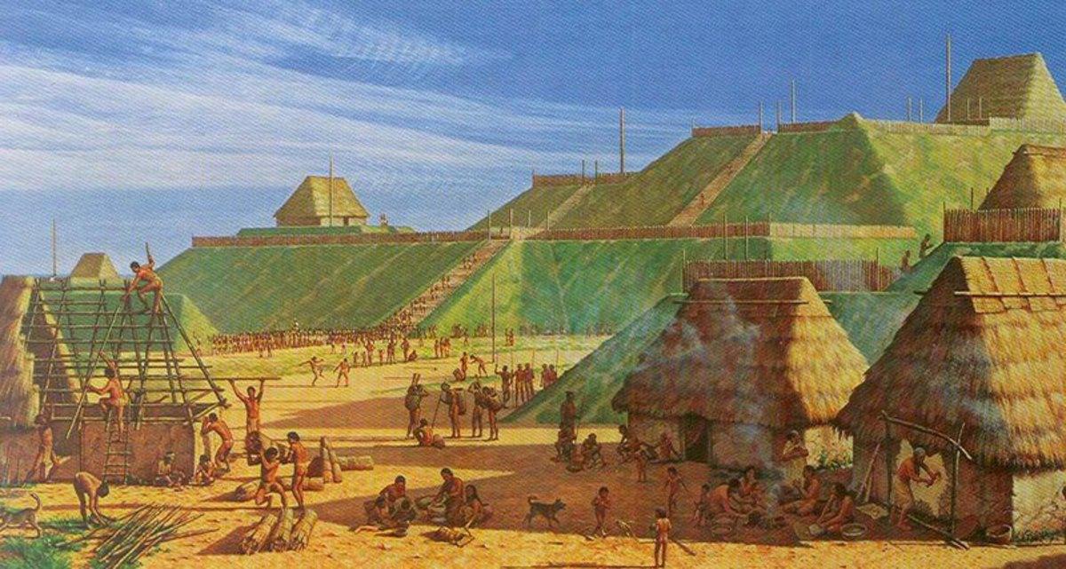 Причину разрухи древнего города определили по фекалиям индейцев