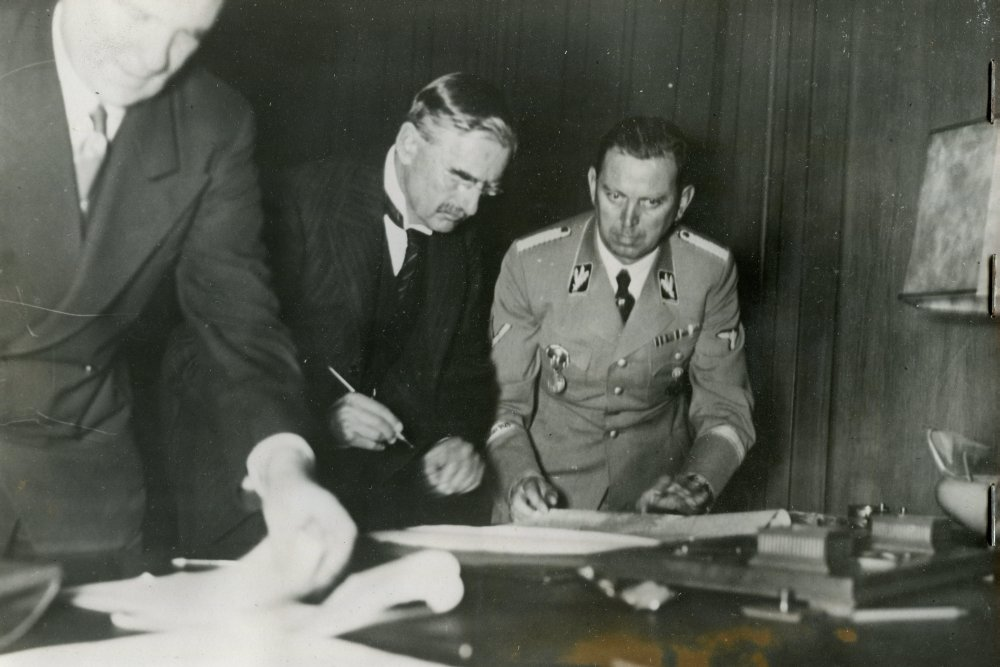 """Настоящая сенсация """"Мюнхена-38"""" - это донесения советских разведчиков"""