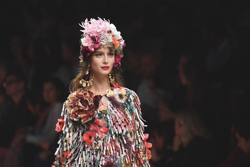 Лучший стилист по волосам Гвидо Палау о самых модных прическах сезона весна-лето 2019