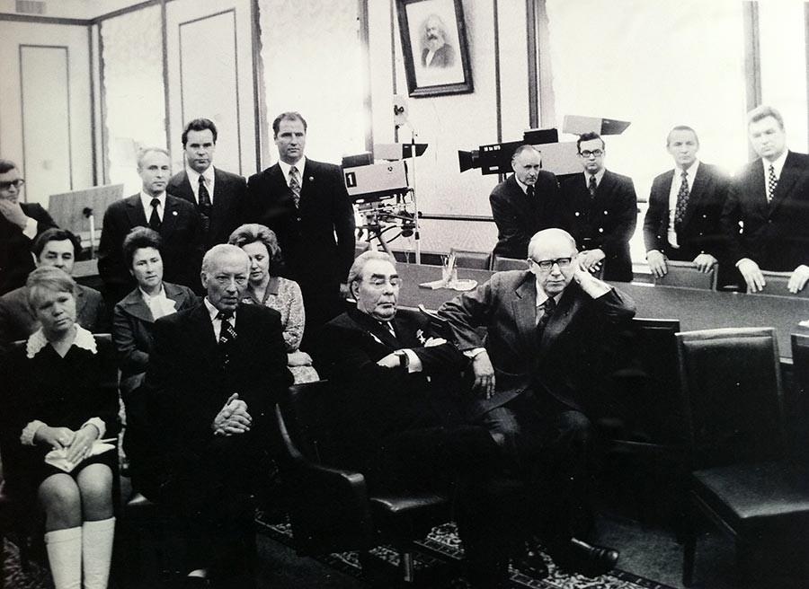 Советские кинофильмы, которые спас Брежнев