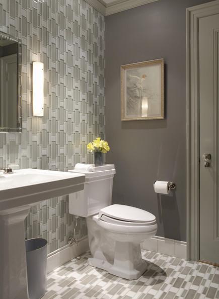 Фото и дизайн туалетной комнаты