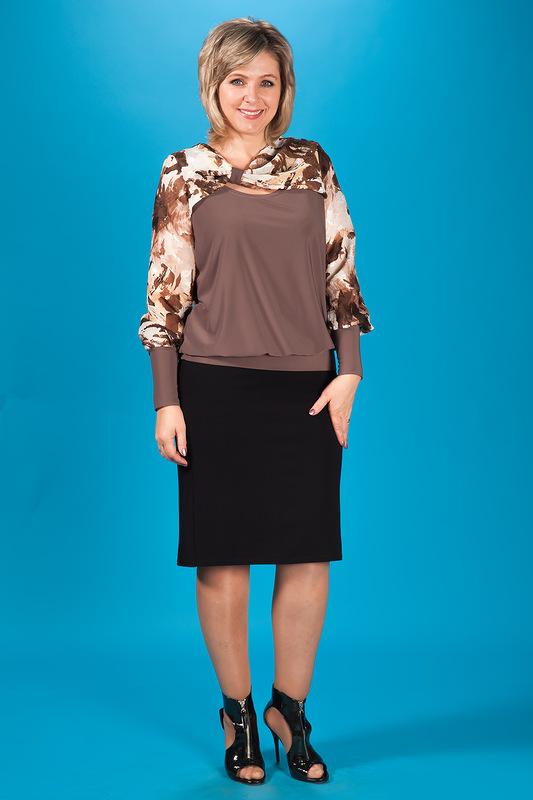 Распродажа Женской Одежды Большого Размера С Доставкой