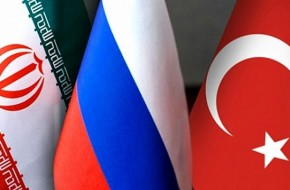Москва, Тегеран и Анкара открыли антизападный фронт