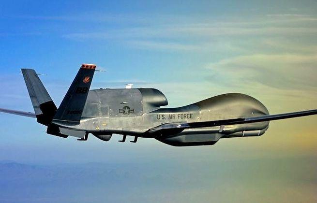 Похоже, все-таки С-300 «завалили» американский БПЛА стоимостью 200 млн.$