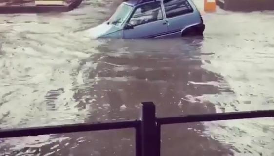 Ужасный потоп: Из-за разгула стихии под Сочи погибли 6 человек