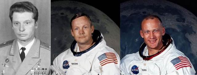 Астронавты были на Марсе еще в 1973 году