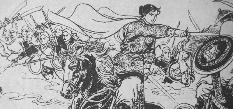 «Конные ведьмы» и приближени…