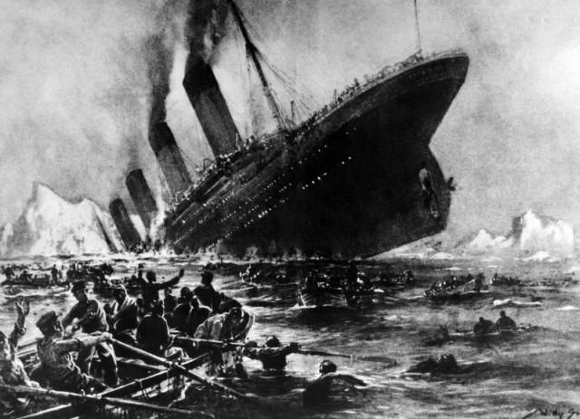 «Титаник» затонул не из-за айсберга. Эксперты рассказали, что на самом деле привело к крушению