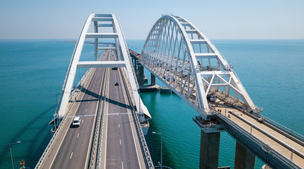 На Крымскому мосту установят…