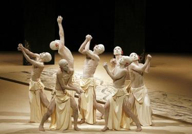 """Основные виды современных танцев. Танец """"Буто"""""""