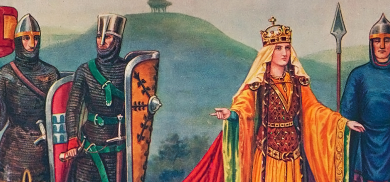 Императрица Мод: некоронованная королева